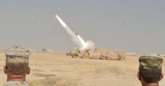 Ameriški večcevni raketometi M142 HIMARS