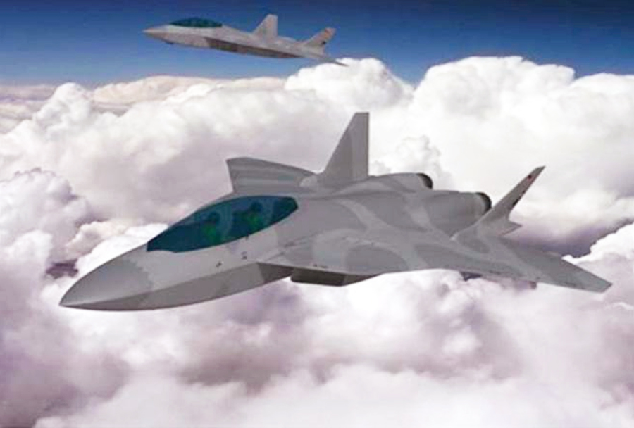 Airbusov koncept evropskega lovca 5. generacije