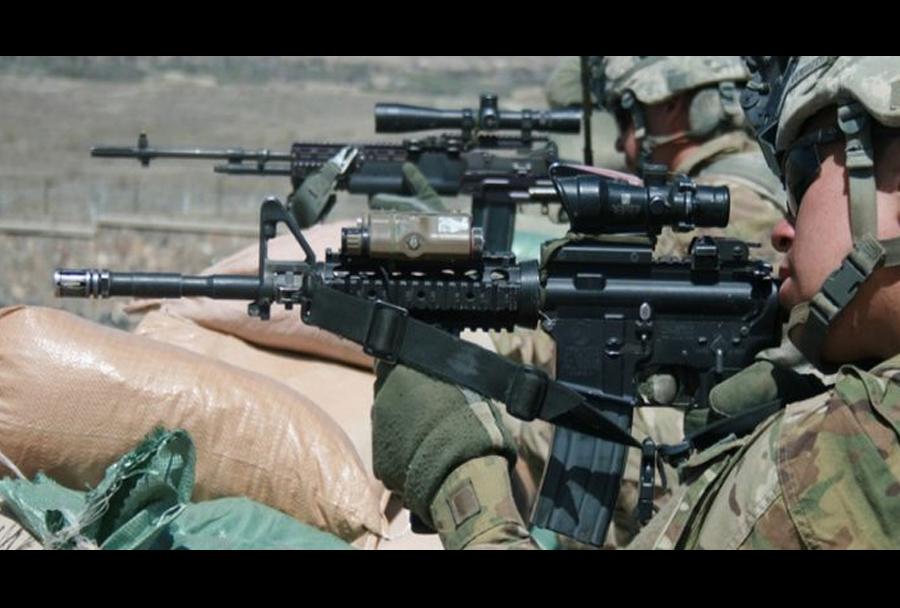 Ameriška kopenska vojska išče orožje kalibra 7,62 mm