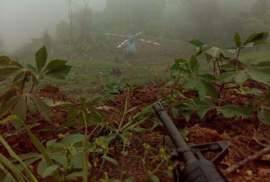 Venezuelski policisti ugrabili helikopter BO-105