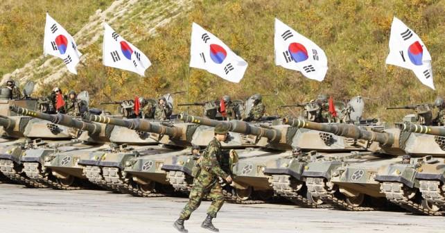 Južnokorejska vojska