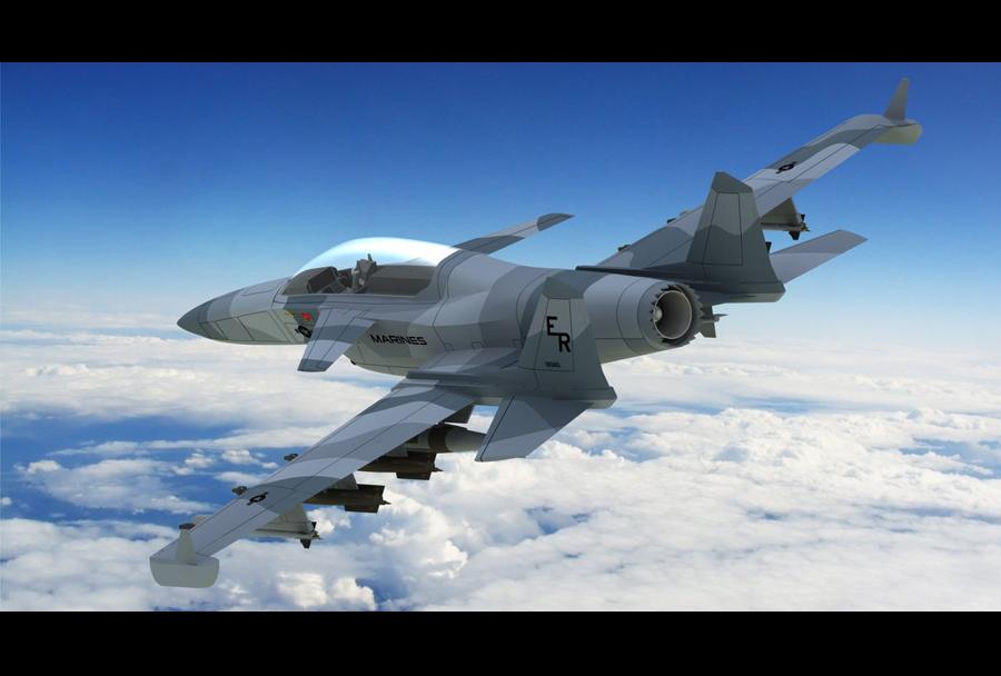 Koncept letala Stavatti SM-28