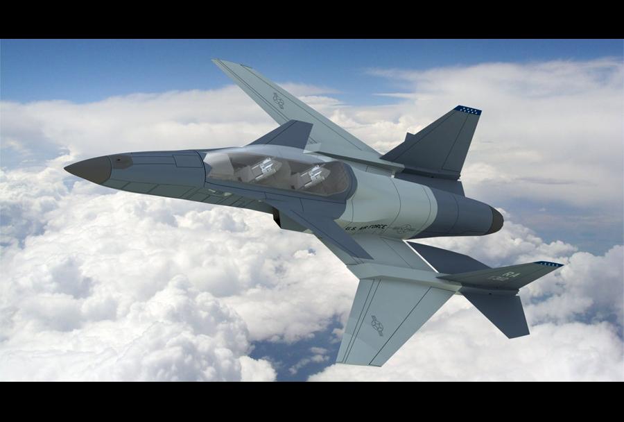 Koncept letala Stavatti SM-47
