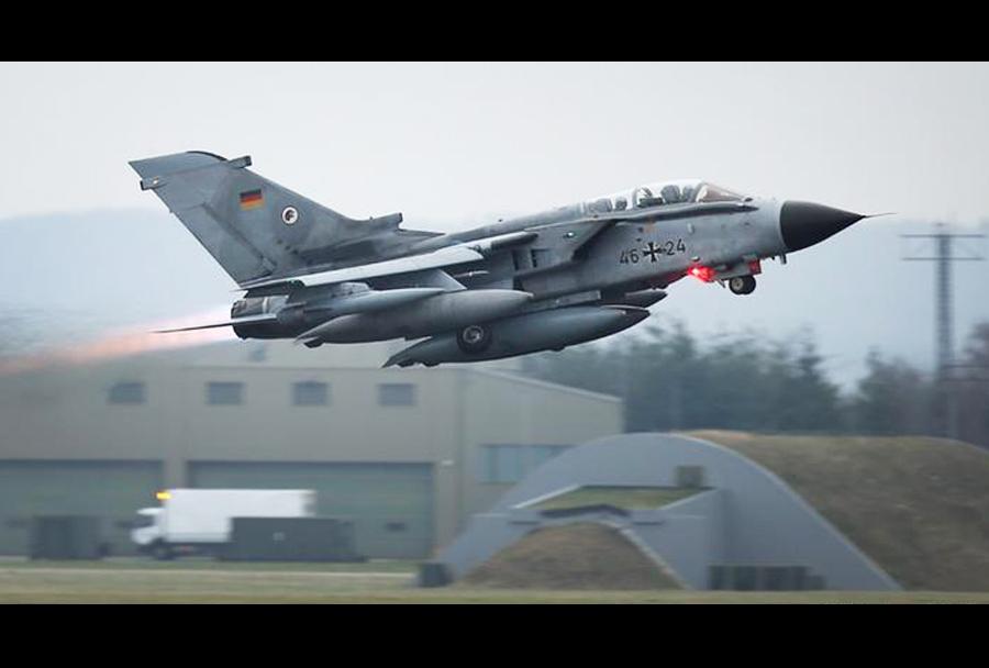 Nemški lovec tornado