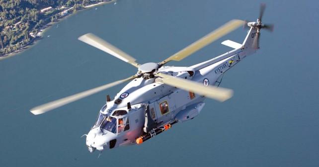 Norveški helikopter NH90