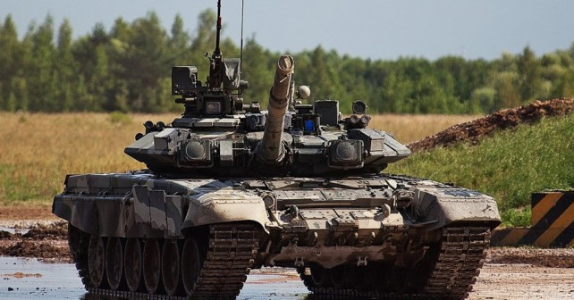 Glavni bojni tank T-90S