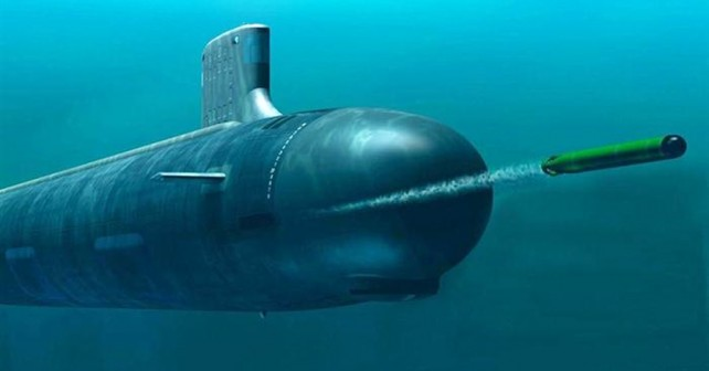 Novi ruski super torpedo fizik-2