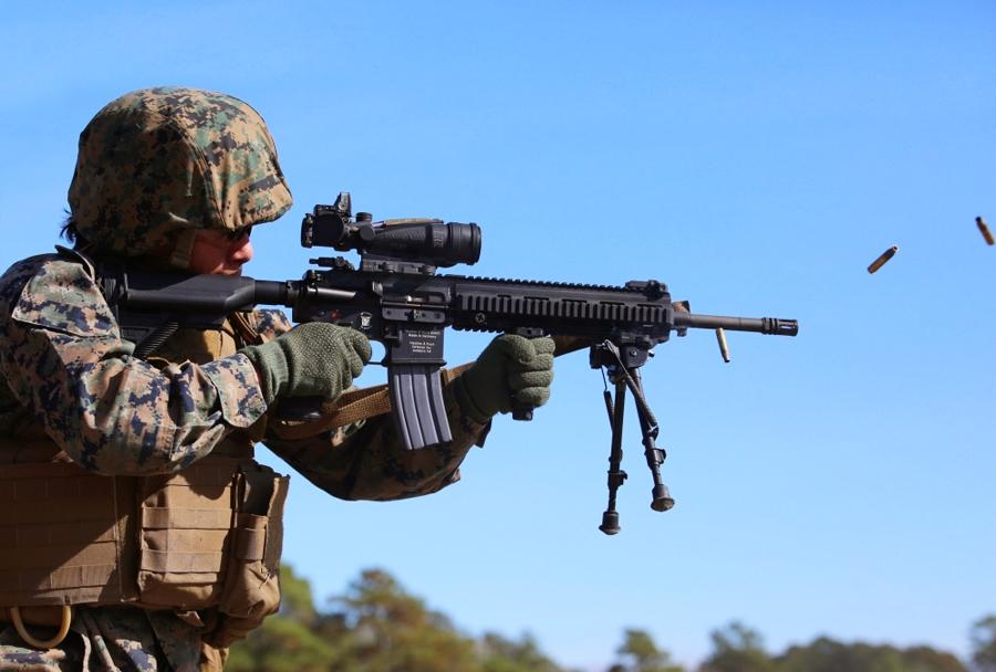 Avtomatska puška M27