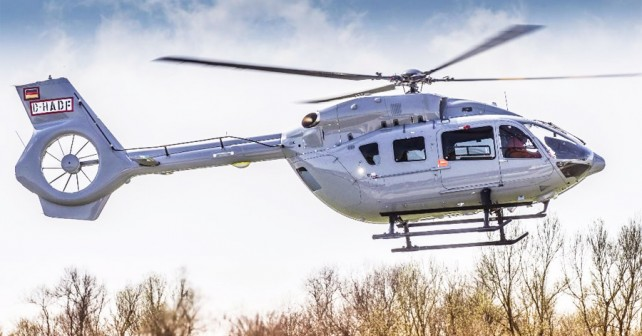 Helikopter Airbus Helicopters H145