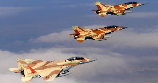 Izraelska letala napadla položaje Hamasa