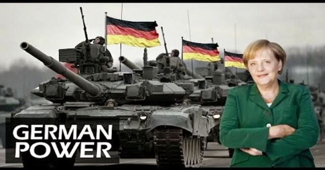Nemška vojaška moč