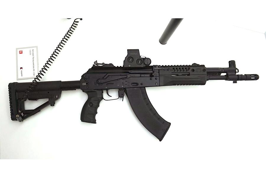 Skrajšana jurišna puška Kalašnikov AK-12K