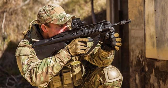 Avstralska jurišna puška F90