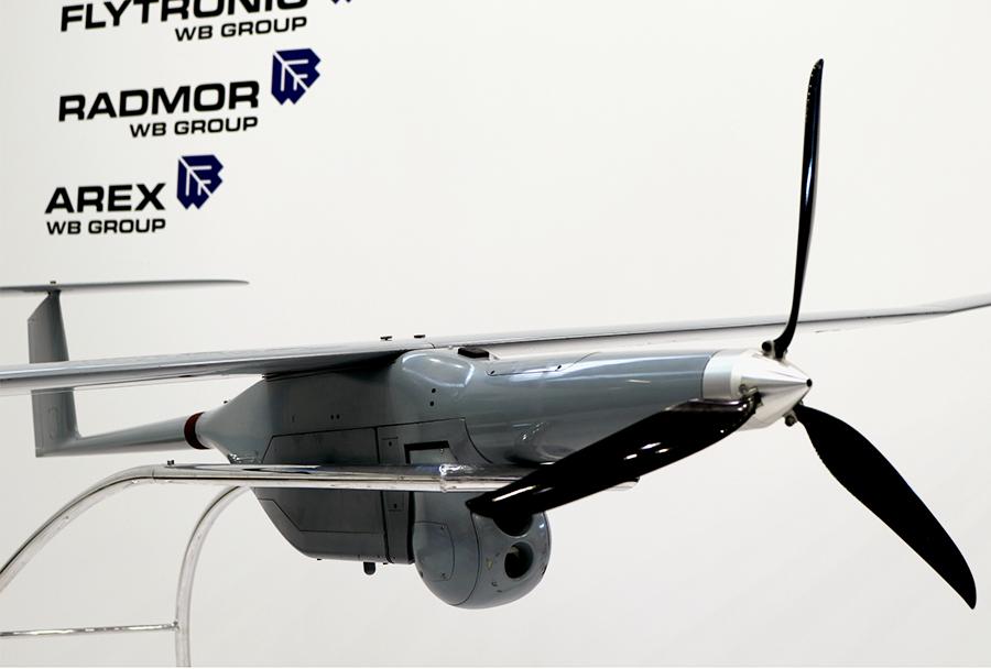 Poljski brezpilotni sistem SWARM - mini UAV FlyEye