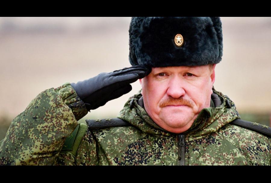 Ruski general Valery Asapov