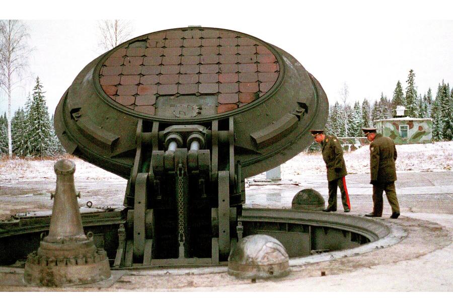 Ruski raketni silos
