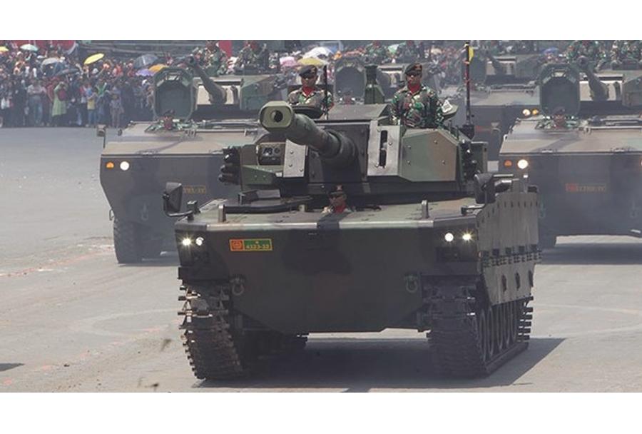 Indonezijski srednji tank kaplan MT