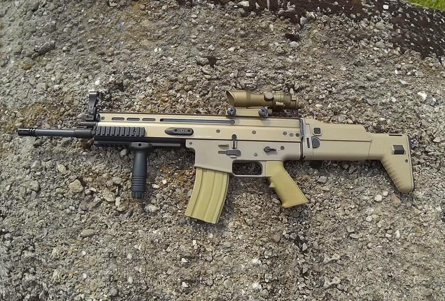 Jurišna puška SCAR-L