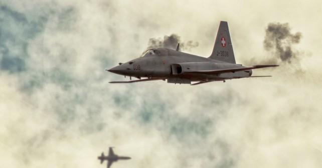 Švicarski lovec F-5 tiger II