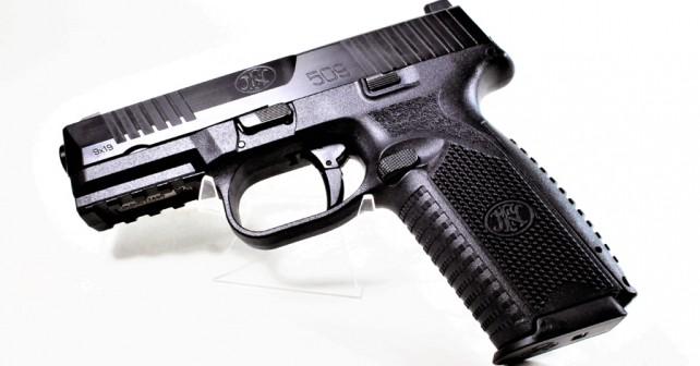 Pištola FN-509 kalibra 9mm