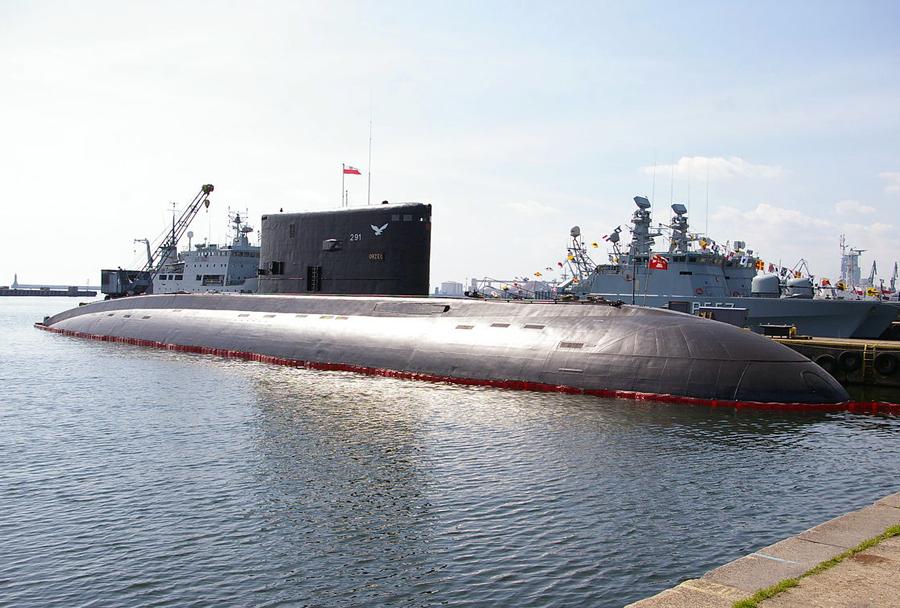 Poljska podmornica Orzel razreda kilo