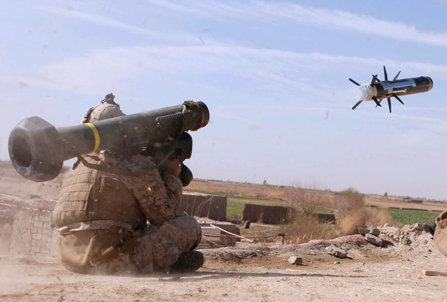 Protioklepni vodeni izstrelek FGM-148 javelin