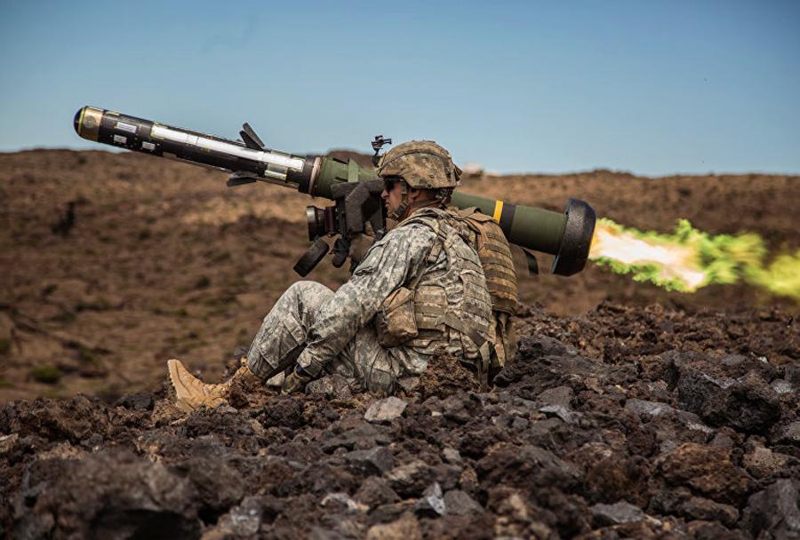 Raketni sistem FGM-148 javelin