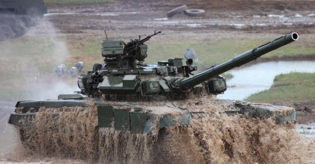 Ruski tank T-90AM