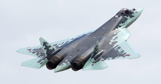 Su-57 PAK-FA