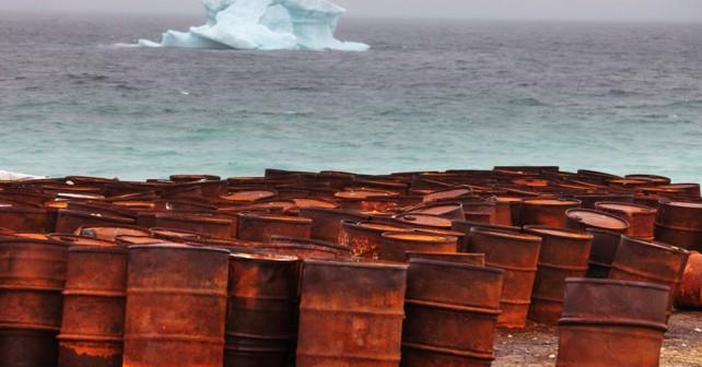 Sovjetski sodi na Arktiki