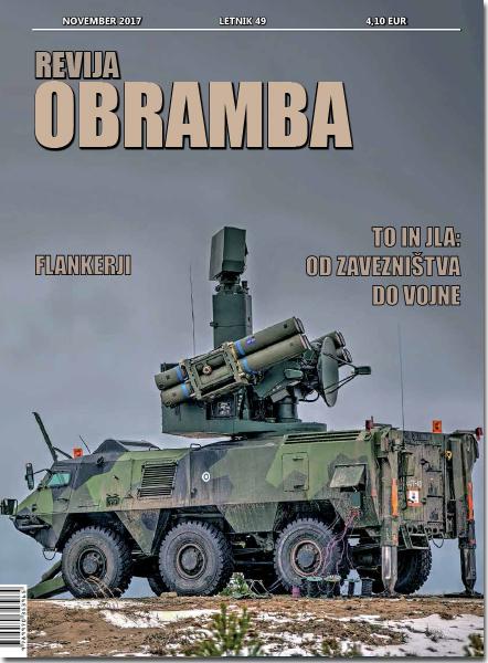 Revija Obramba, november 2017