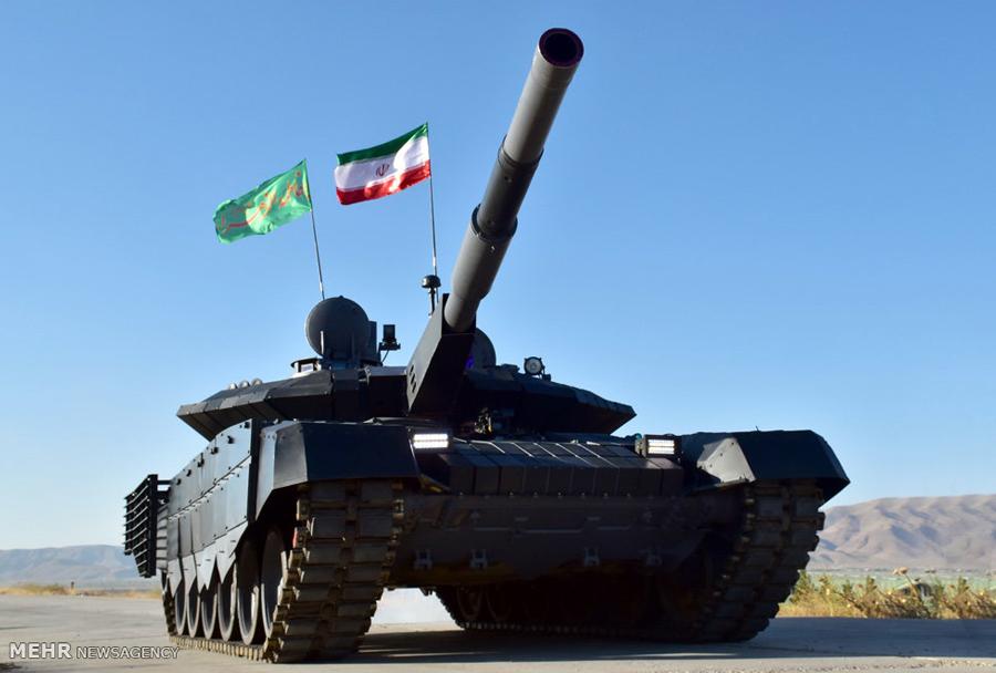 Iranski tank karrar
