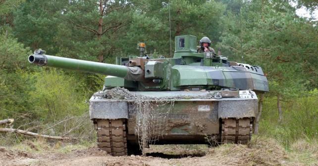 Glavni bojni tank leclerc