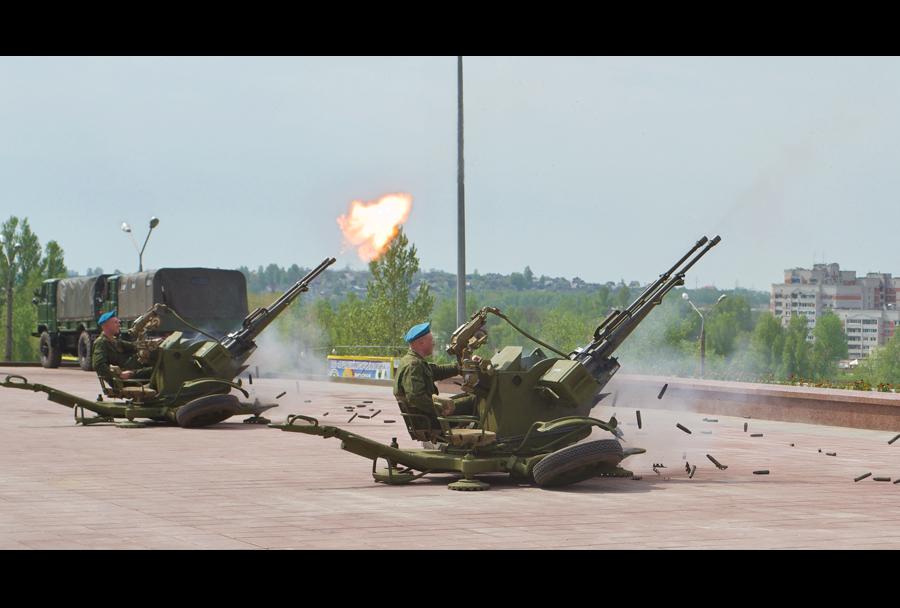 Protiletalski top ZU-23-2