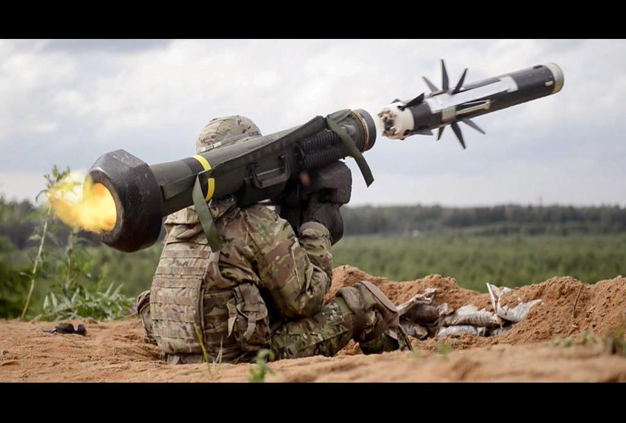 Protioklepni raketni sistem javelin