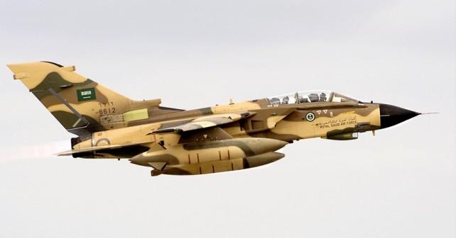 Savdski lovski bombnik tornado
