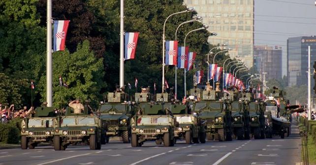 Hrvaška vojska