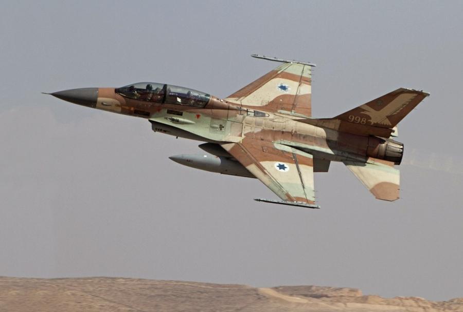 Izraelski lovec F-16
