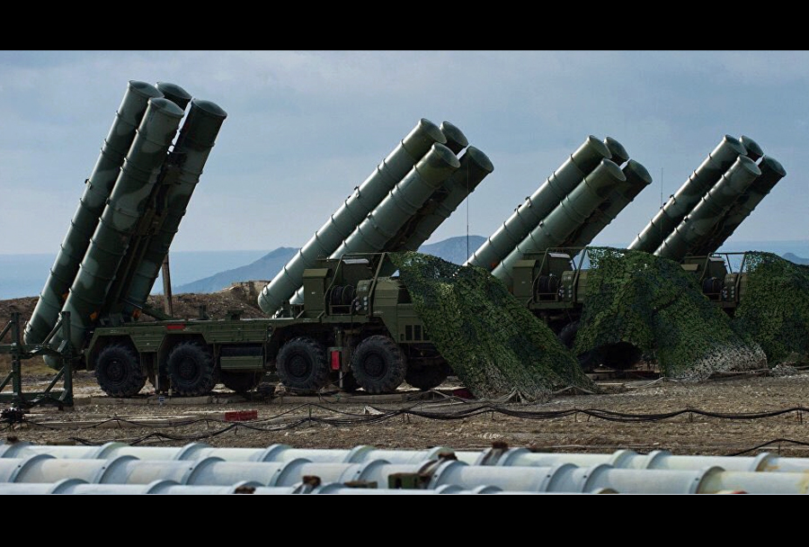 Ruski raketni sistem S-400