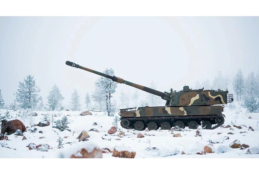 Samovozna havbica K9 thunder 155mm