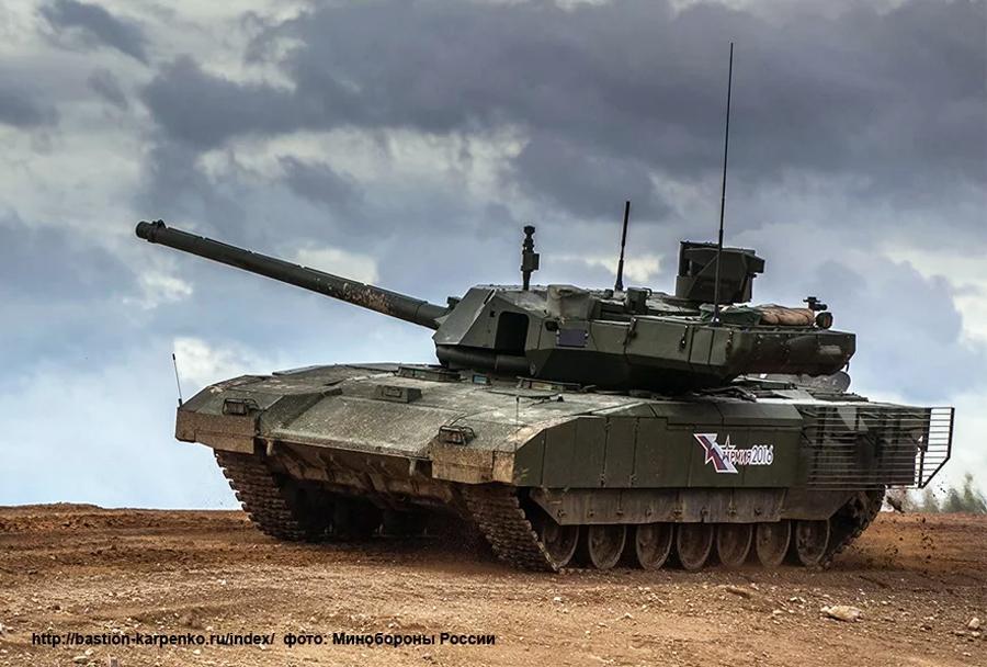 Ruski tank T-14 armata