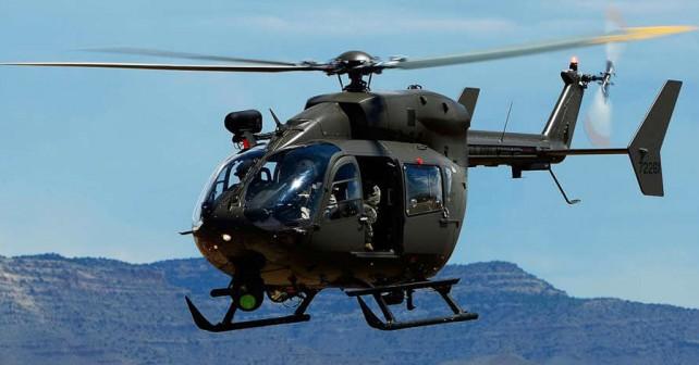Helikopter UH-72A lakota - Ameriška kopenska vojska