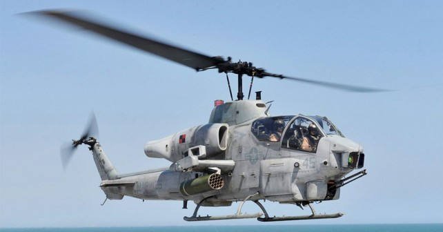 Bojni helikopter AH-1W super cobra