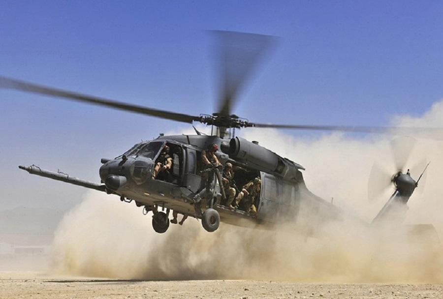 Ameriški helikopter HH-60 pave hawk