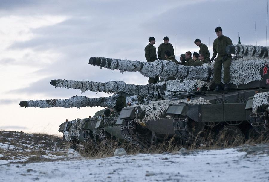 Norveški tanki leopard 2