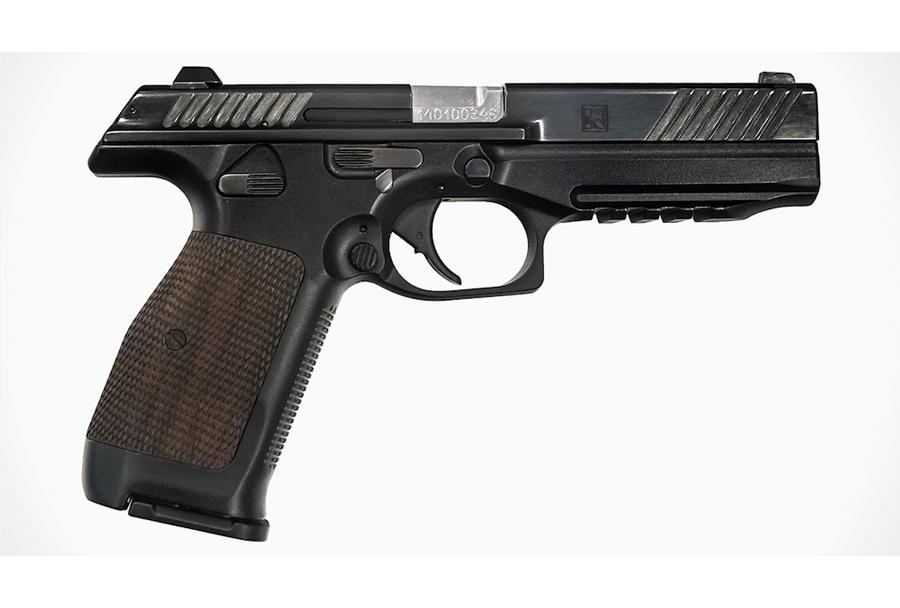Nova ruska pištola PL-15 lebedev