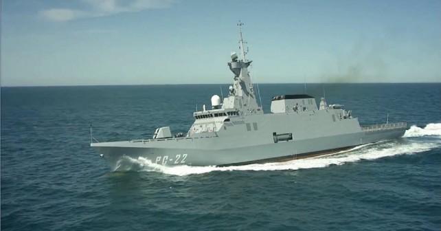 Fregata avante 2200