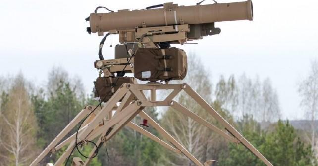 Ukrajinski prenosni raketni sistem SKIF