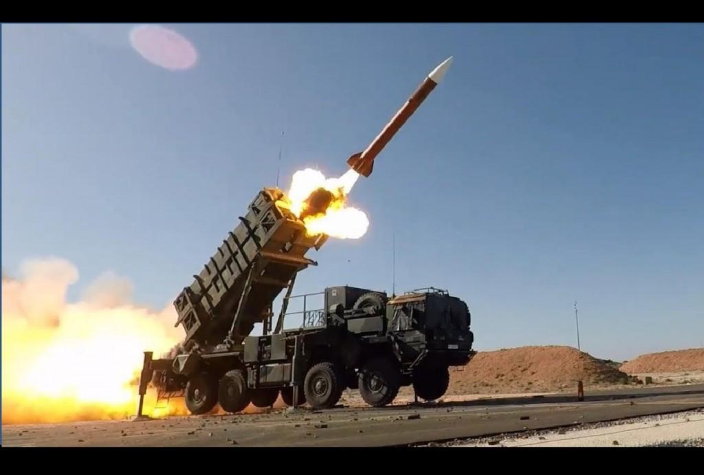 Raketni sistem patriot