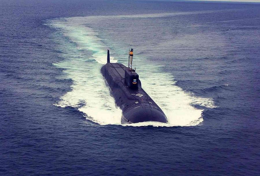 Ruska podmornica razreda borei